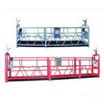 ZLP500 सुशोभित प्रवेश उपकरणे / गोंडोला / क्रॅडल / मचानसाठी मचान